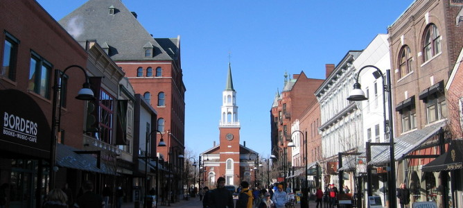 Church St. Marketplace – shopping, dining & socializing